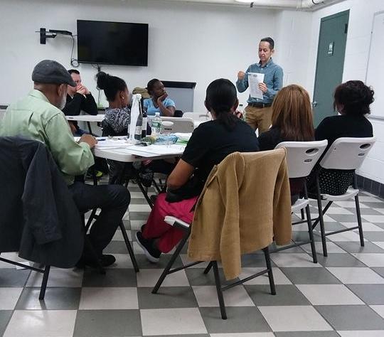 Getting Ahead Financial Education Workshop