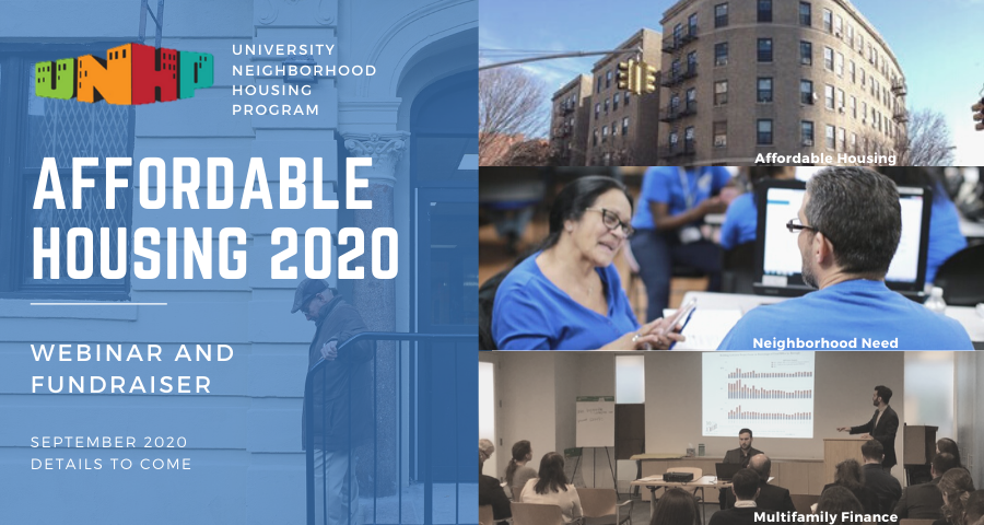 2020 Affordable Housing Forum & Fundraiser