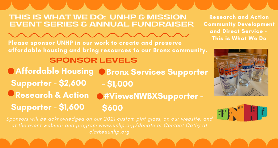 Support UNHP in What We Do - Events and Sponsorship