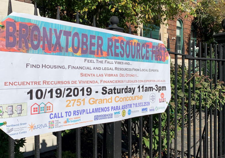 Bronxtober Resource Fest