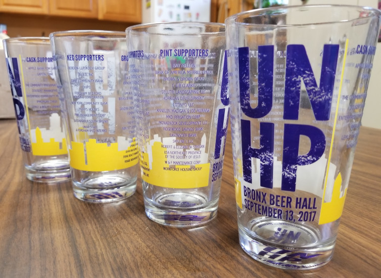 UNHP 2017 Bronx Beer Hall Fundraiser