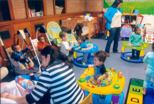 The Nursery at Siena House